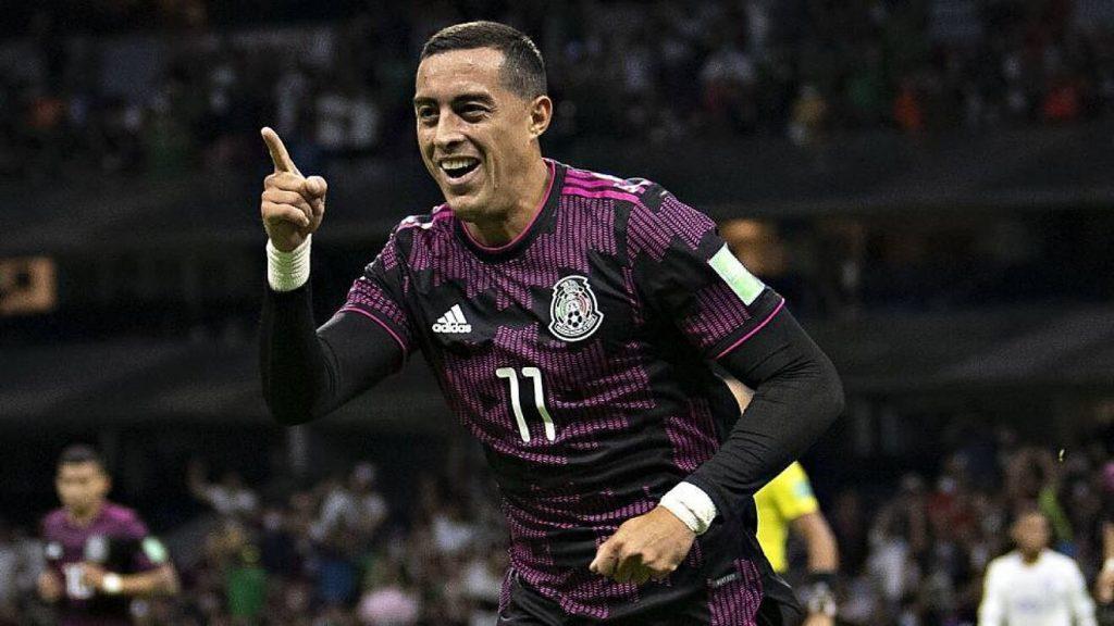La selección mexicana golea a Honduras y retoma el liderato de la Concacaf